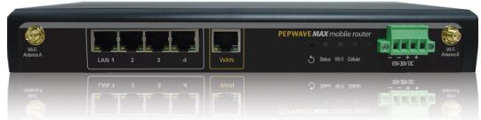Pepwave MAX BR1 Pro