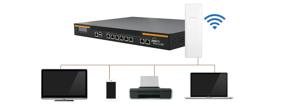 Peplink Balance Multi-WAN-Router